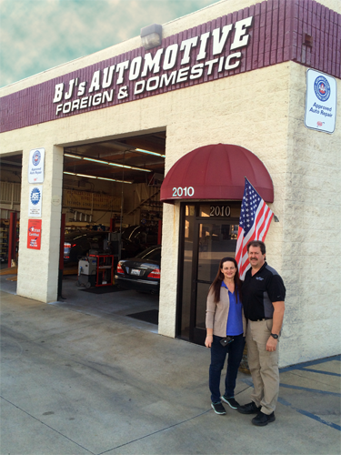 BJ's Automotive Owners